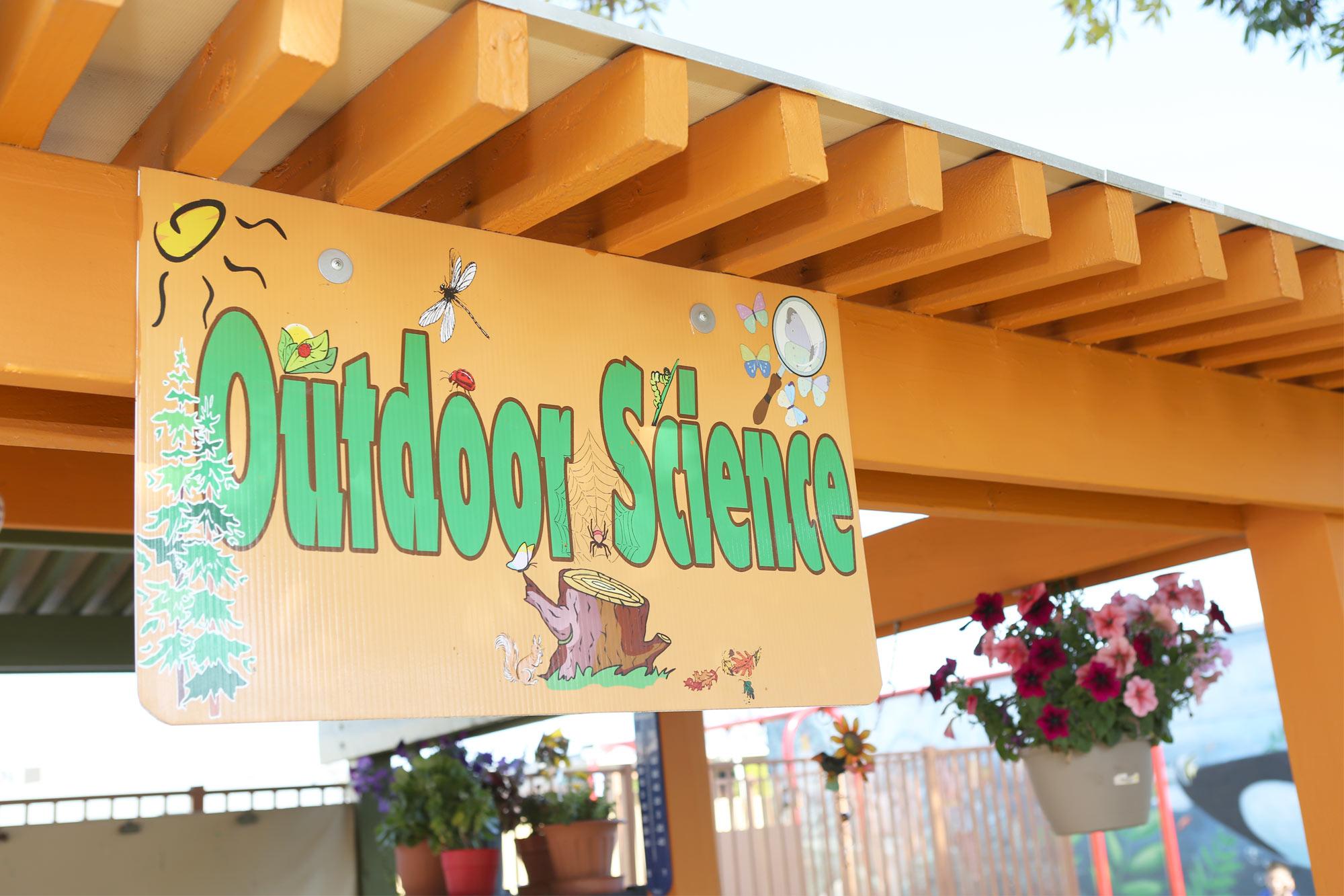 Kids Adventure Outdoor Sicence