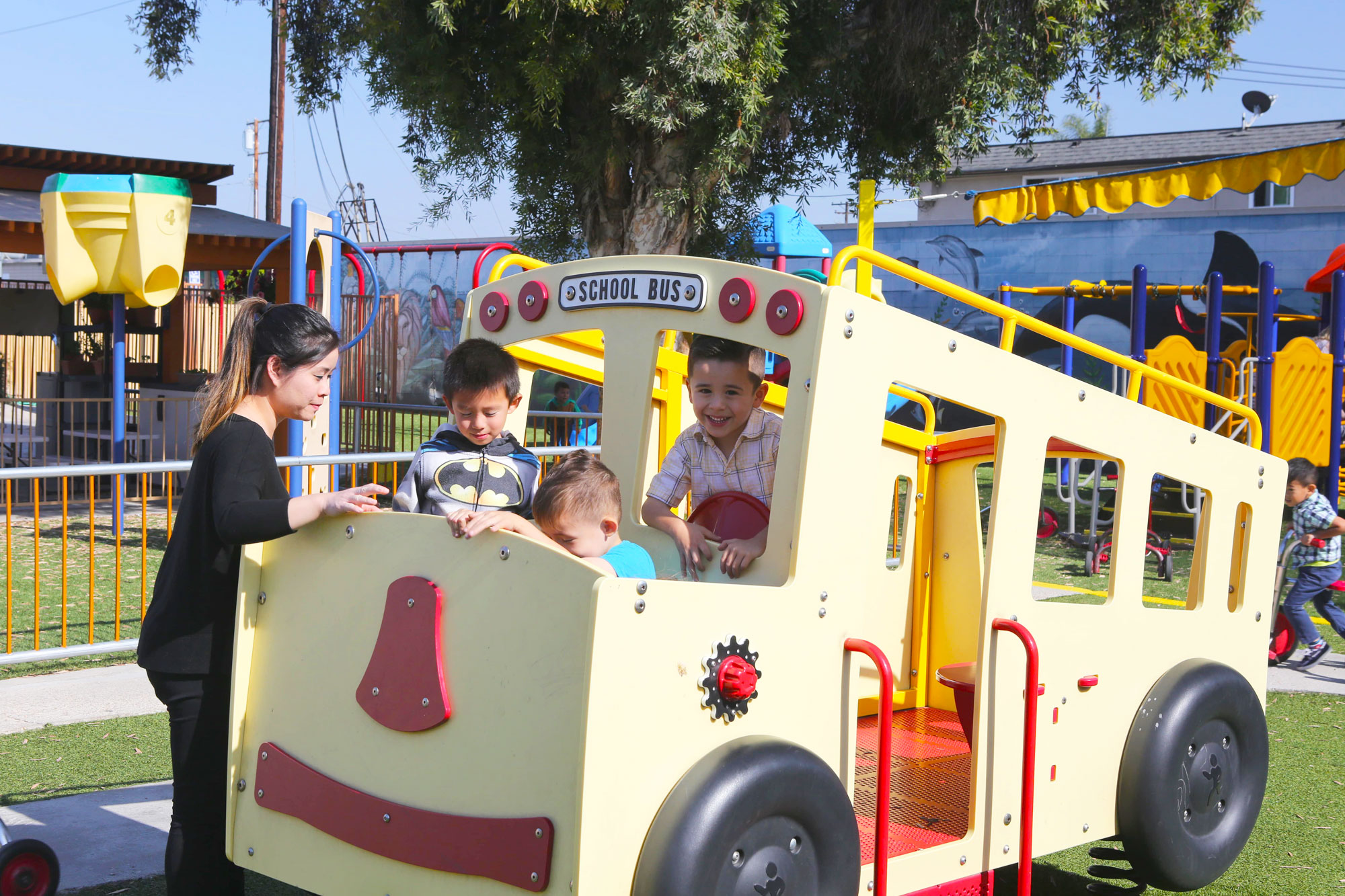 Kids Adventure Facility Slider